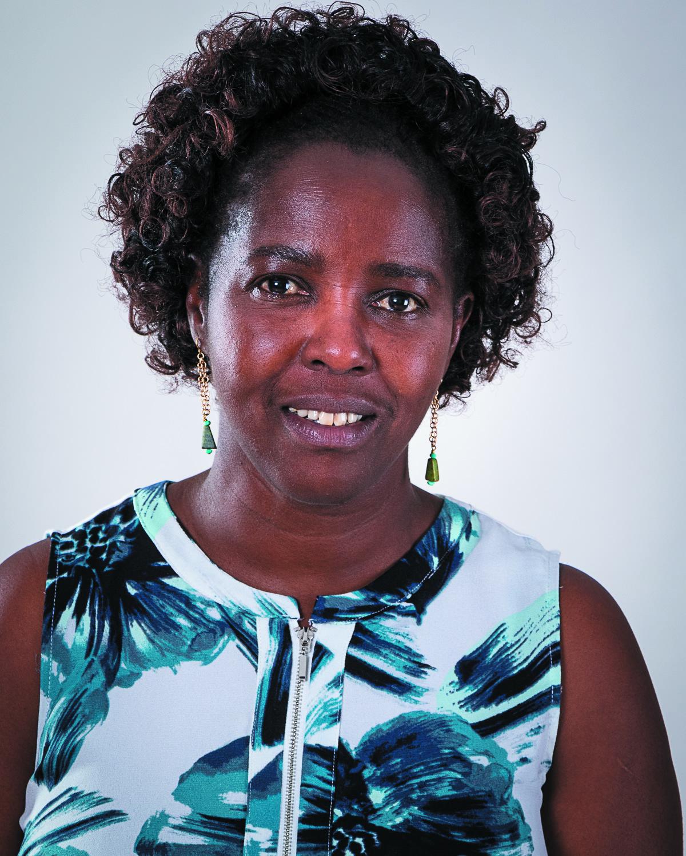 Mrs. Kamau