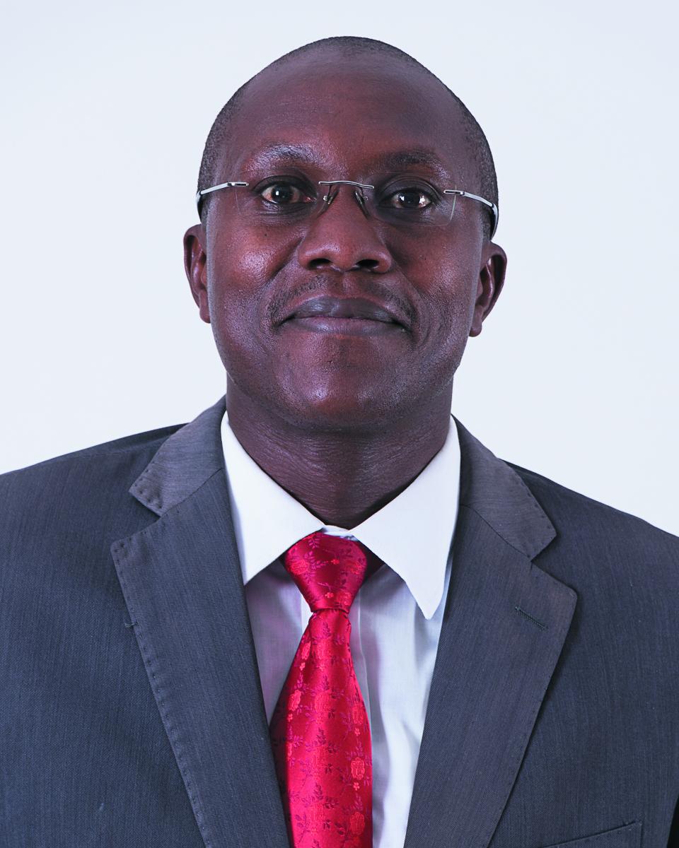 Mr. Nyageteria